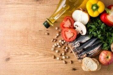 Основні принципи середземноморської дієти