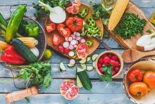 принципи середземноморської дієти: сезонні продукти
