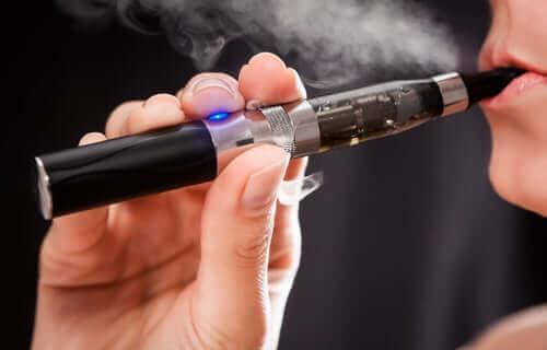 як діють електронні сигарети
