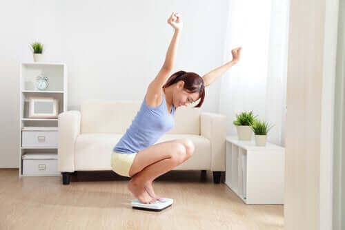 успішні дієти сприяють помірному схудненню