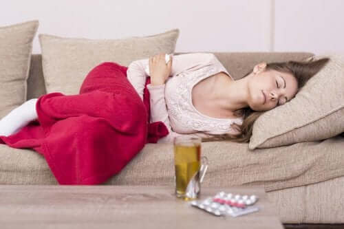 Натуральні засоби від менструальних спазмів