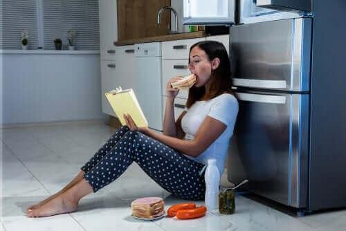 синдром нічного харчування