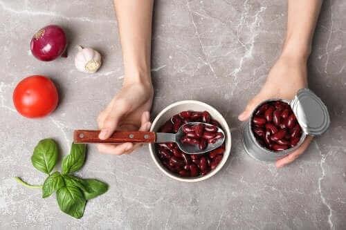 Консервована квасоля: чотири смачні рецепти