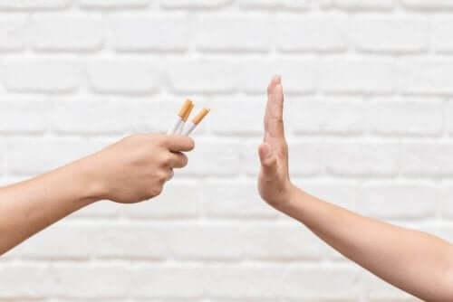 поступова і поетапна відмова від куріння