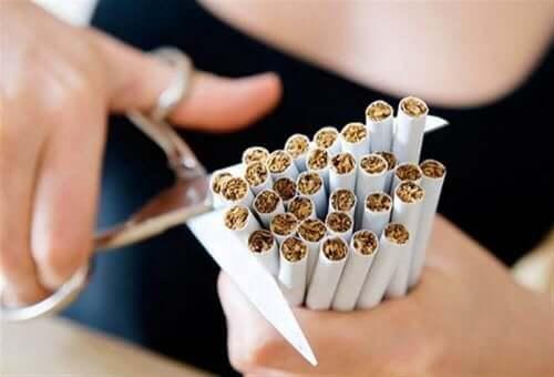 підготовка до відмови від куріння