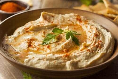 Хумус з паприкою: простий рецепт