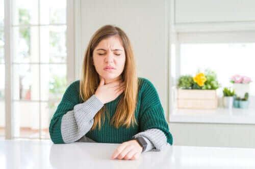 Способи лікування болю в горлі