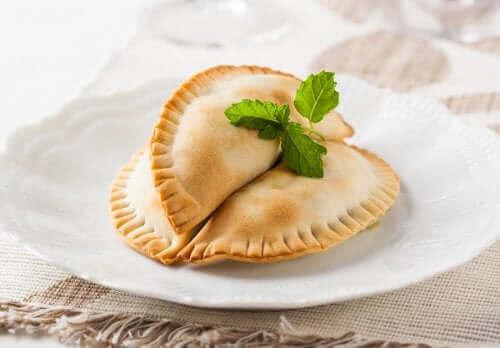 Веганські емпанади: два смачні рецепти
