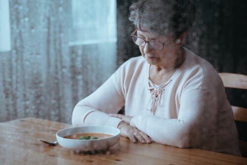 Гіпорексія або брак апетиту