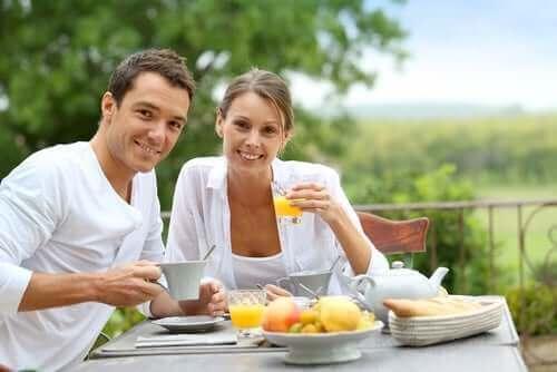 сніданок для прискорення метаболізму