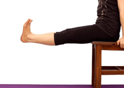 як тренувати травмовані коліна