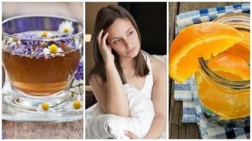 П'ять засобів, щоб заспокоїти нерви та добре виспатися