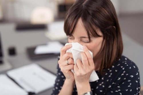 важливо знати як розвивалася алергія