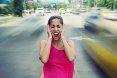 як шум впливає на настрій