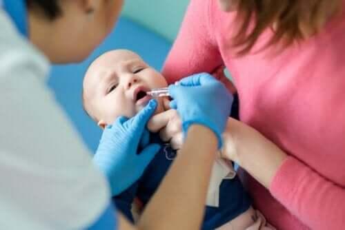 які є види поліомієліту