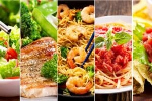 Групи харчових продуктів відповідно до їх функцій