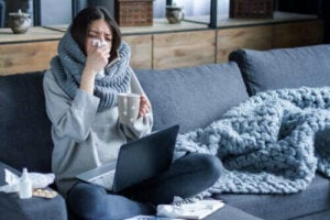 Чому грип більше поширюється взимку