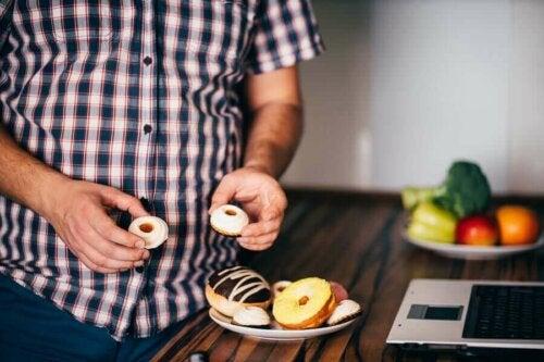 негативні наслідки переїдання