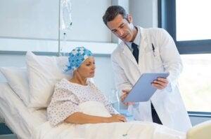 Які побічні ефекти лікування раку?