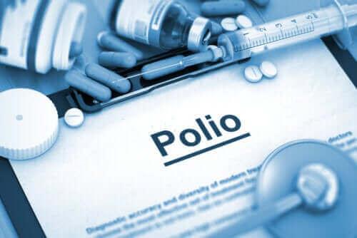 Види поліомієліту