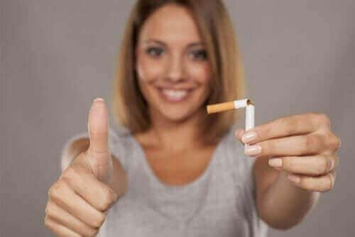 замінна терапія з нікотиновою гумкою