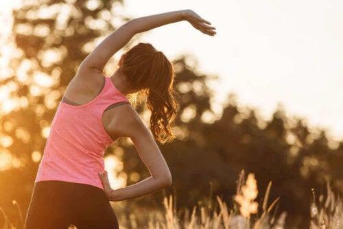 тренуйтеся, щоб подолати наслідки переїдання