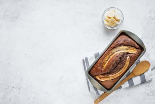 Три смачні рецепти бананового хліба