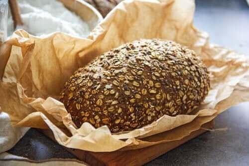 Два рецепти низьковуглеводного хліба