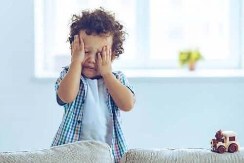 струс мозку у дитини