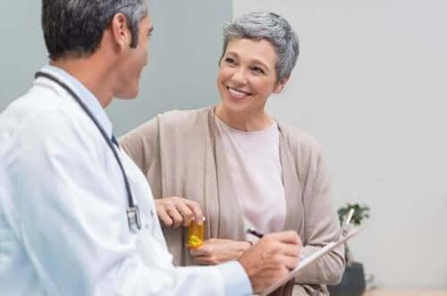 гормон естроген під час менопаузи