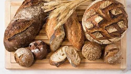 які є рецепти низьковуглеводного хліба