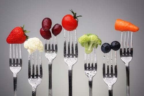 низькокалорійна їжа допомагає запобігти ожирінню