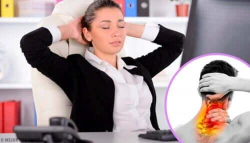 м'язові контрактури через стрес
