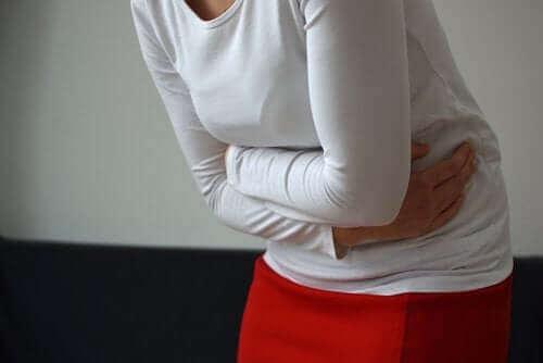 Біль у яєчниках під час менопаузи