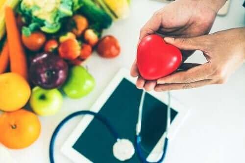 Джерела мінералів для здоров'я серцево-судинної системи