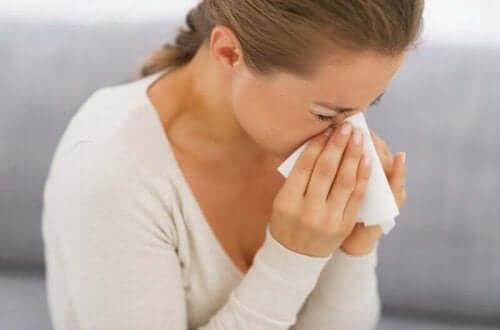 поширені причини алергічних реакцій