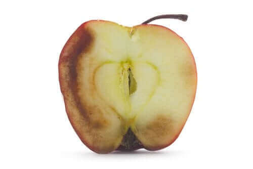 Наслідки споживання окиснених фруктів