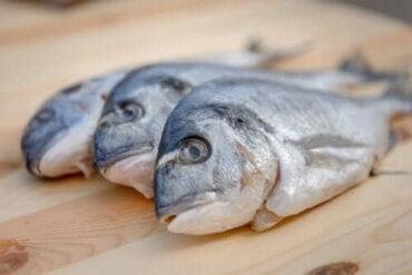 Вас турбує ртуть у рибі?