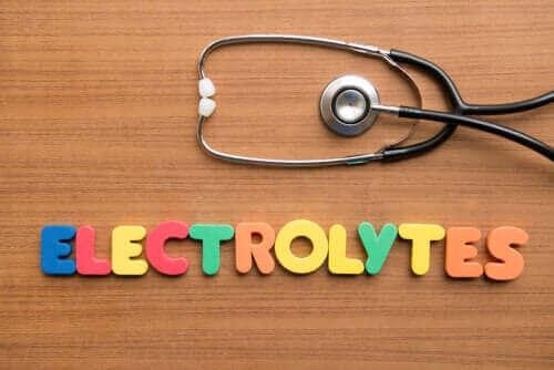 Що таке електроліти?