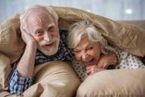 Сексуальне життя у старості: що відбувається?