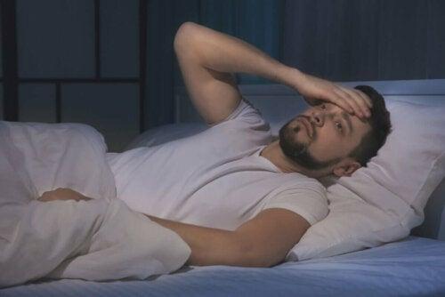 безсоння через стрес дуже поширене