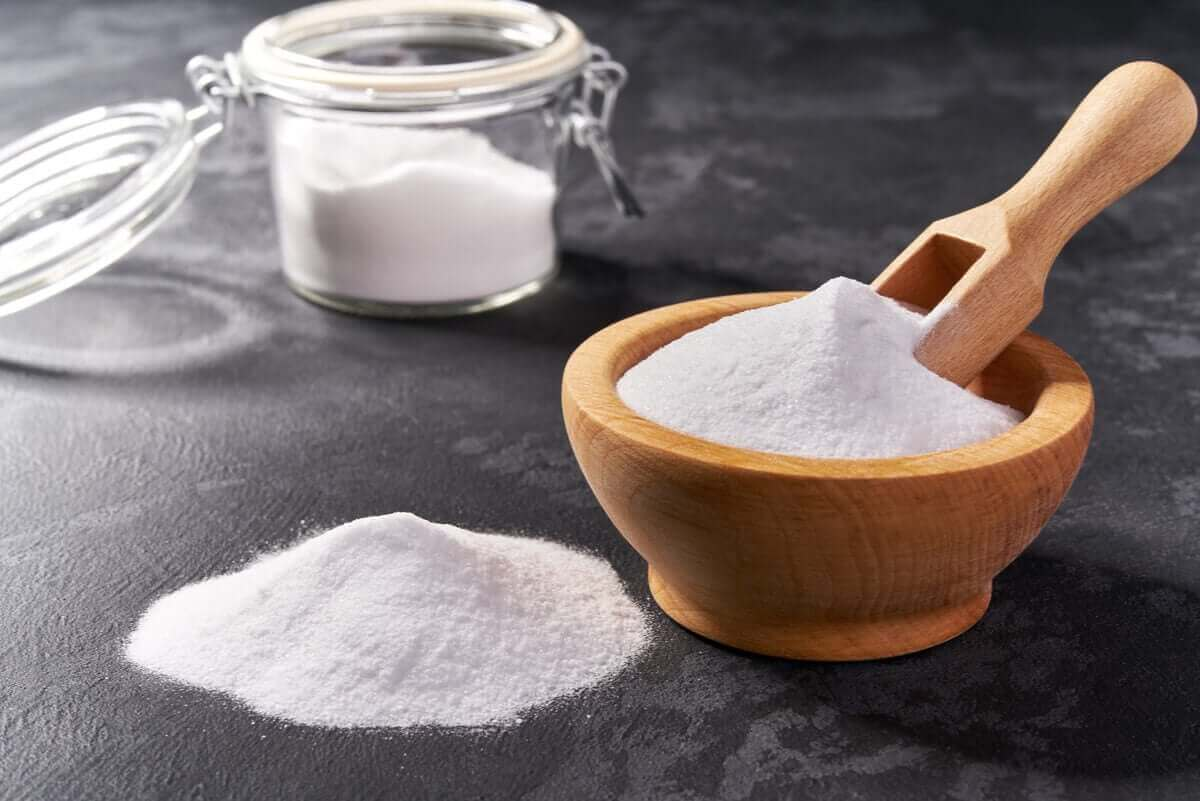як почистити щітку для волосся харчовою содою