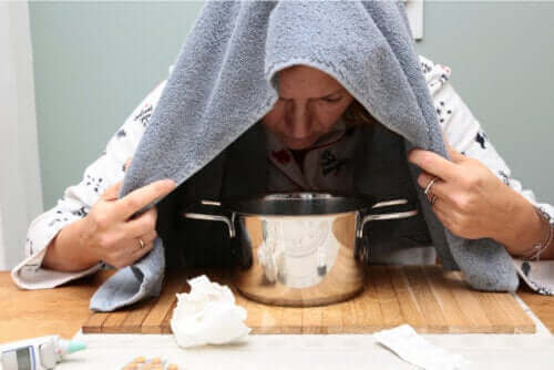 Ефірна олія орегано для полегшення застуди