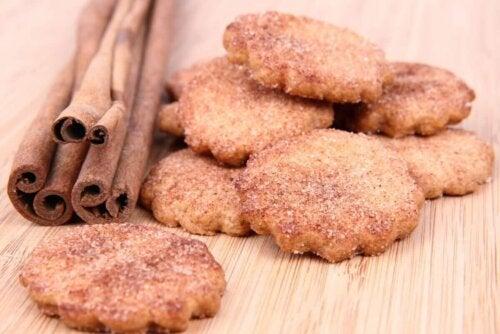 як приготувати печиво з корицею