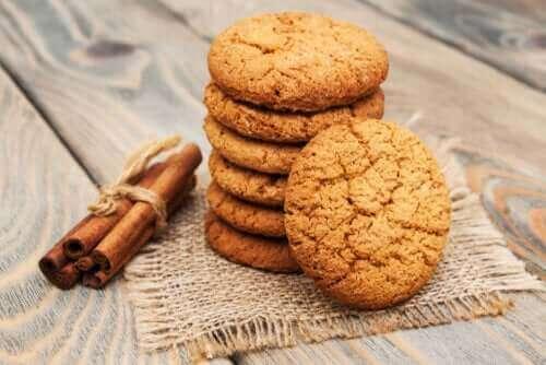 Печиво з корицею: простий рецепт