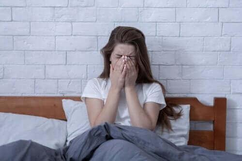 Безсоння через стрес: що можна з цим зробити?